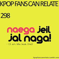Kpop fans can relate!!!:)