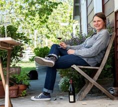 Schubert Wines is the dynamic vision of Kai Schubert and Marion Deimling both graduates of the esteemed University in Geisenheim, Germany. Outdoor Chairs, Outdoor Furniture, Outdoor Decor, Wines, New Zealand, Home Decor, Garden Furniture Outlet, Decoration Home, Garden Chairs