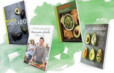 Vogue lista quatro publicações com dicas e receitas em que o avocado é o ingrediente principal (Foto: Divulgação/Reprodução)