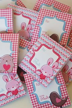 matchbook Valentines - can make these with cardstock and stickers - trains/cars/dinos and hearts
