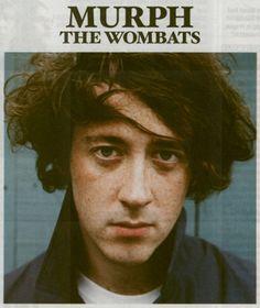 Matthew Murphy, the Wombats. Indie Music, My Music, The Wombats, Classic Jazz, Concept Album, We Are Best Friends, Bon Iver, Joy Division, Alternative Music