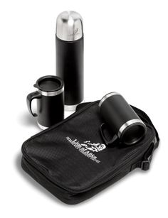 Cardinal Flask & Mug Set - Corporate Gifts - Drinkware on http://www.ignitionmarketing.co.za/corporate-gifts