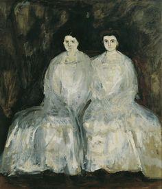 Richard Gerstl, Die Schwestern Fey, 1905