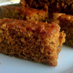 This soft and moist cake is mildly flavoured with cinnamon . The colour of the cake deepens the next day . A very easy recipe to follow . Moist Date Cake Recipe, Cake Receipe, Easy Cake Recipes, Pizza Recipes, Whole Wheat Cake Recipe, Indian Dessert Recipes, Indian Snacks, Cinnamon Cake, Moist Cakes