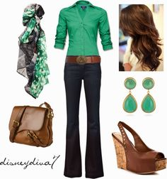 Get Inspired by Fashion: Casual Outfits | Emerald City