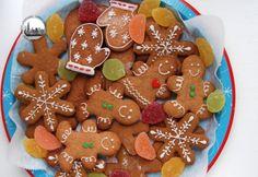 Gingerbread cookies fun!