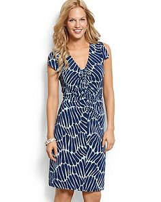 Sea Tangle Flutter-Sleeve Dress - Tommy Bahama