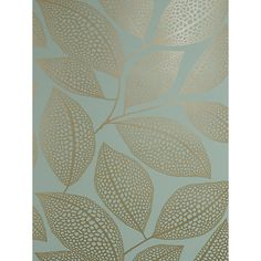 Pebble Leaf Verdigris wallpaper available online. Buy Missprint Pebble Leaf teal wallpaper today for quick delivery at best online price. Wallpaper Stores, Metallic Wallpaper, Wallpaper Online, Fabric Wallpaper, Of Wallpaper, Pattern Wallpaper, Large Print Wallpaper, Wallpaper Lounge, Amazing Wallpaper