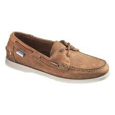 Sebago Docksides Shoe (Men's) - Brown | Uttings.co.uk