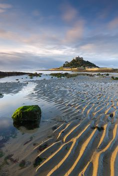 St Michaels Mount, Cornwall ,we walked out to mount and got the boat back as tide was in.