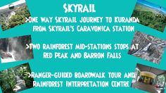 Tour Package Green Island & Kuranda Train. #cairnsaccommodation, #palmcove accommodation, #portdouglasaccommodation . Learn more about the Kuranda tour package at http://www.fnqapartments.com/ or call 1300 731 620 for more info
