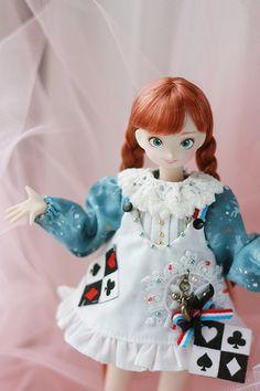 Custom doll : Anna | by mayday_i
