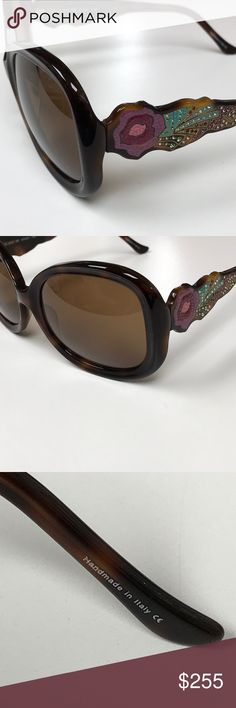 815b048266 Judith Lieber Sunglasses Judith Lieber embellished Sunglasses never used  Judith Leiber Accessories Sunglasses
