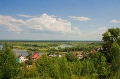 Extérieur du village