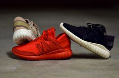 a1b1f38c2505a5 The new adidas Originals Tubular Nova is introduced in a Triple Red  colorway. The model is slated to arrive at adidas stores on January 2016