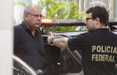 Mário Góes, preso desde 8 de fevereiro pela Lava Jato como um dos principais operadores de propina na Diretoria de Serviços da Petrobrás é enquadrado por corrupção, lavagem e evasão