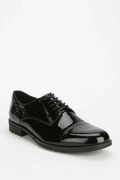 Vagabond Code Patent Leather Oxford