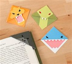 MAKE IT NOW with Cricut Explore -  Animal Bookmarks