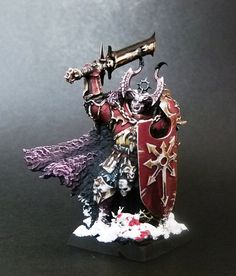 Explore maciej_tatka& photos on Photobucket. Warhammer Aos, Warhammer Models, Warhammer Fantasy, Warhammer 40k Miniatures, Fantasy Miniatures, Art Station, Fantasy Armor, Love Painting, Miniture Things