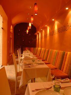 Gastro MK Restaurant at Maison MK Hotel in Marrakech