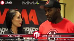 """WSOF 8 Post Fight Interview With Anthony """"Rumble"""" Johnson"""