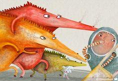 Elissambura | Ilustradores Argentinos