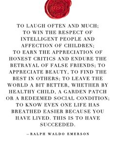 Emerson Quotes Ralph Waldo Emerson Quote  Well Said  Pinterest  Ralph Waldo