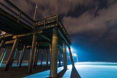 Worked a photo shoot around the Avalon fishing pier in Avalon, NJ. The night was clear enough to get some interesting stuff at the shore.