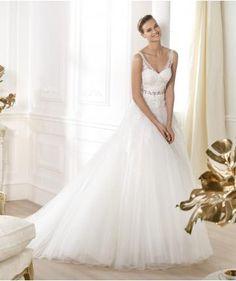 Kostel Elegantní & moderní Jaro Svatební šaty 2014