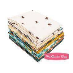 Wood Artisan Fat Quarter Bundle<BR>Pat Bravo for Art Gallery Fabrics