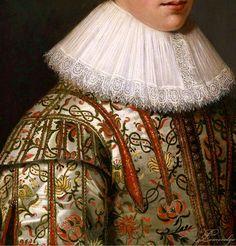 Jan Anthonisz van Ravesteyn (1570–1657) Portrait of a young gentleman