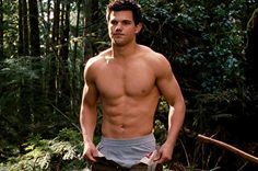 """24. Taylor Lautner in the """"Twilight"""" Series"""