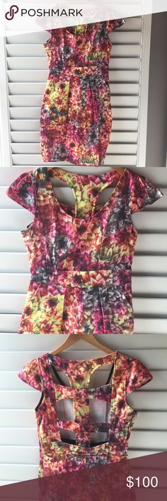 Summer dress from Rio de Janeiro New Gourgeous not free just for showing good finished Anthropologie Dresses