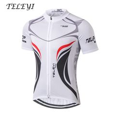 White Cycling Jersey Men bike clothing bicycle jersey top Ropa Ciclismo  maillot MTB jersey short Team Racing T-shirt breathable eea7e6001