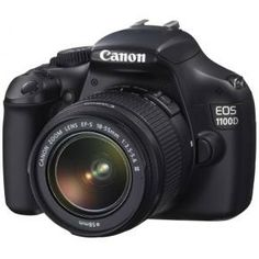 Avanzada, compacta y asequible: tus primeros pasos en el mundo de la fotografía réflex de una forma sencilla con Canon EOS 1100D. Canon Eos 1100d 12mp + 18-55mm Iii