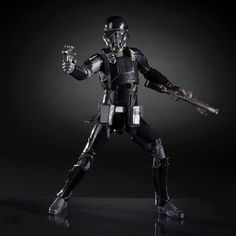 Awesome Great Star Wars The Black Series Rogue One Imperial Death Trooper 2017-2018