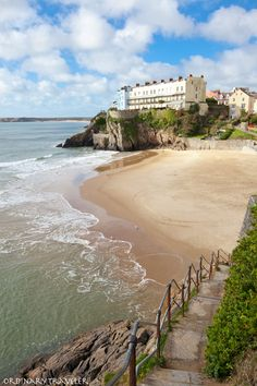 8 Must-See Places to Visit in Wales (And Where to Stay!) 8 Places You Must Visit on the Coast of Wales - Tenby Oh The Places You'll Go, Cool Places To Visit, Places To Travel, Travel Destinations, Vacation Places, Vacations, Cardiff, Visit Wales, England And Scotland