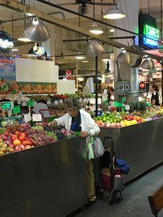 Grand Central Market in LA #california #mytravel