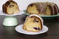Blueberry Muffin Bundt Cake
