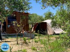 kamperen in Griekenland Kreta Gazebo, Outdoor Structures, Kiosk, Pavilion, Cabana