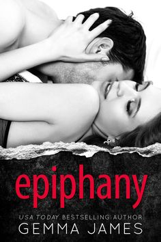 Epiphany by Author Gemma James has a brand new cover     BRAND NEW COVER    I absolutely love it! If you havent yet read Epiphany go jump on it now! Its a standalone that you wont be able to put down!  Amazon:http://amzn.to/2ob0fwD FREE with Kindle Unlimited!  Blurb:  The last thing I expect when I move to my mothers hometown is to run into the guy Ive been dreaming about for years.  Literally.  Not only have I seen him in my dreams long before meeting him in the flesh but I run smack into…