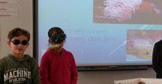 Kinderen leren elkaar over de relevantste onderwerpen tegenwoordig.
