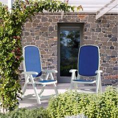 Delta Adjustable Folding Sling Chair Set 3 Piece #OutdoorComfortSets #OutdoorFurniture #CozyDays