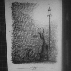 - Quick #sketch -  #art #drawing #illustration