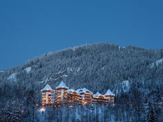 A new program at the Alpina Gstaad hotel lets hardcore skiers experience three different mountains in a single day.