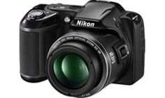 Nikon Coolpix L810 Digital Camera (16 megapixels, 26x opt. Zoom, 7.5 cm (3 in.) display, image-stabilized) Black Reviews