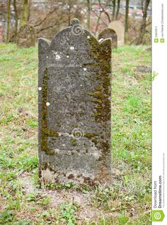 old Tombstone | Old Tombstone Stock Image - Image: 24843211