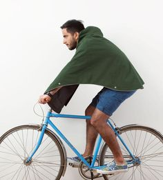 Urban Poncho by Otto London: new colors