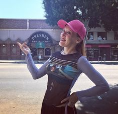 Me on front of the Dresden restaurant on Vermont avenue. My grandma was born in Germany. She always said that the Dresden city is most beautiful city in the world. So for me this is a little piece of my grandma's land. And I like that. #dresden #restaurant #dresdenrestaurant #losangeles #sofiagoldberg #sofia #goldberg #california #tourism