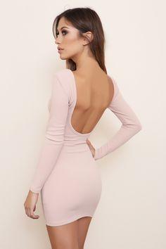 Skin To Skin Dress - FINAL SALE